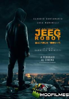 Capa do Filme Meu Nome é Jeeg Robot
