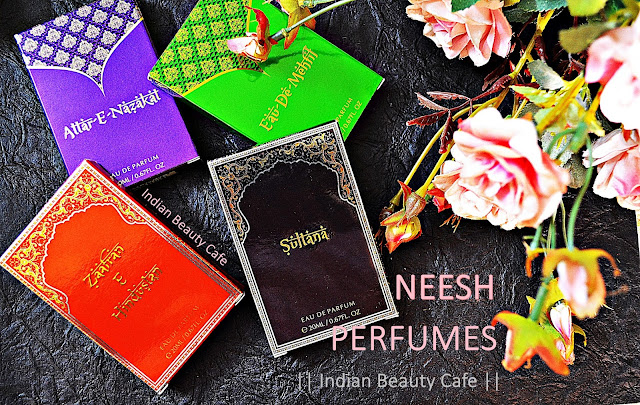 Neesh Perfumes Review, Price, Buy Online India