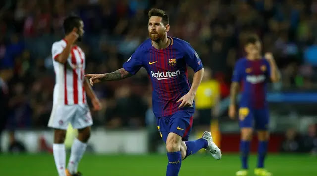 Hope Ernesto Valverde for Lionel Messi