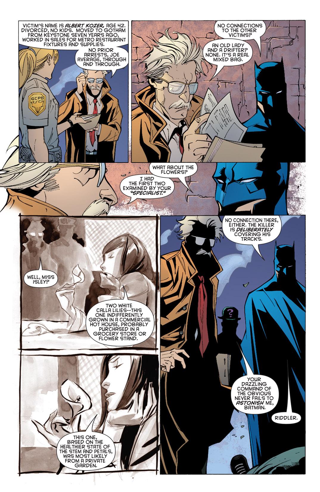 Detective Comics (1937) 845 Page 3