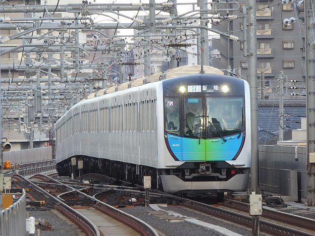 【ダイヤ改正で増発へ!】S-train 飯能行き 西武40000系
