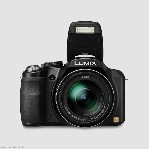 Panasonic Lumix Dmc Fz60 Dmc Fz62 Digital Camera User border=
