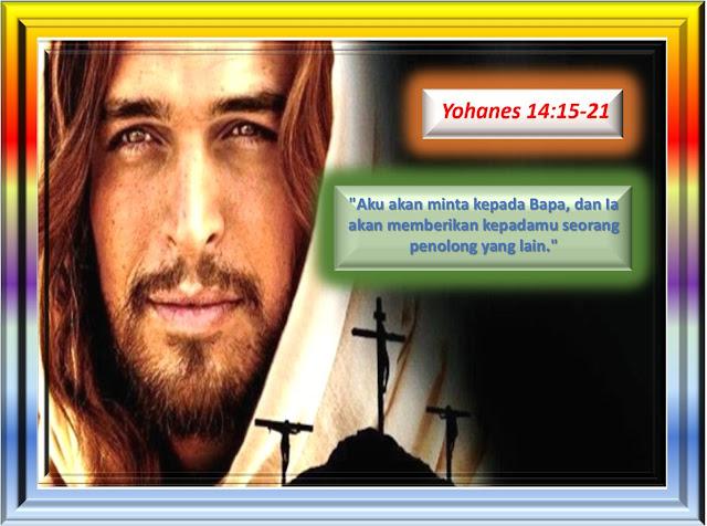 YOHANES  14:15-21