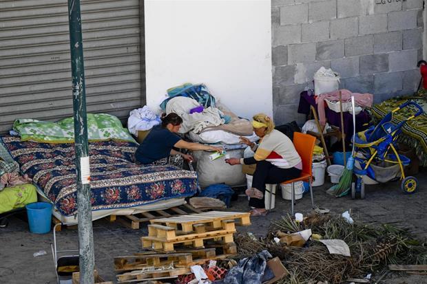 Buongiornolink - 18 milioni di persone in Italia a rischio povertà