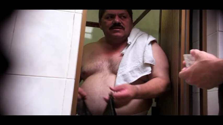 Toilet spy old daddies