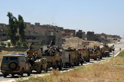 Irak: début de la bataille de Tal Afar, dernier bastion de l'EI près de Mossoul dans - ECLAIRAGE - REFLEXION a1