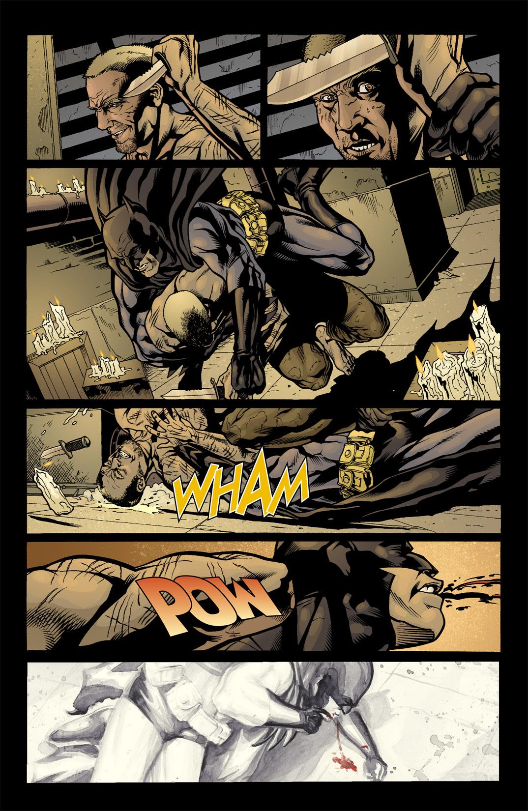 Detective Comics (1937) 796 Page 14