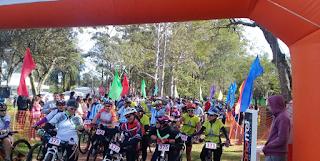 La primera fecha del rural bike se corre en Chajarí