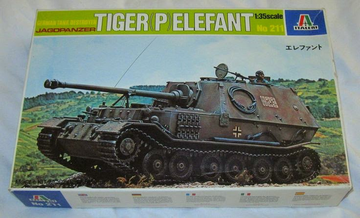 Ferdinand Elefant tank destroyer worldwartwo.filminspector.com