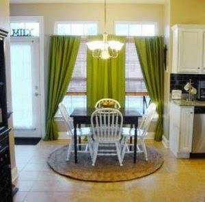 Elegant Kitchen Curtains 5