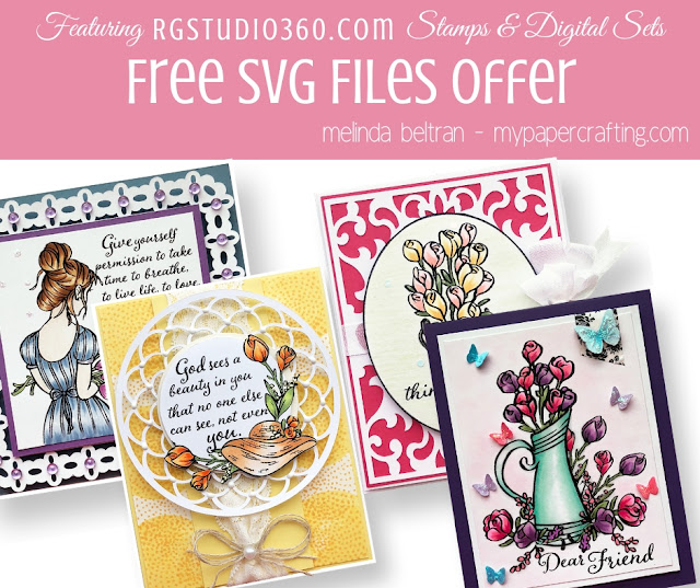 Melinda Beltran | FREE SVG Offer & Video