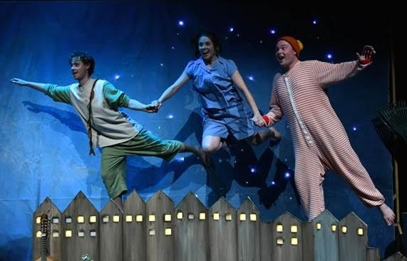 Manchester Christmas family day out, Underneath a Magical Moon, Peter Pan