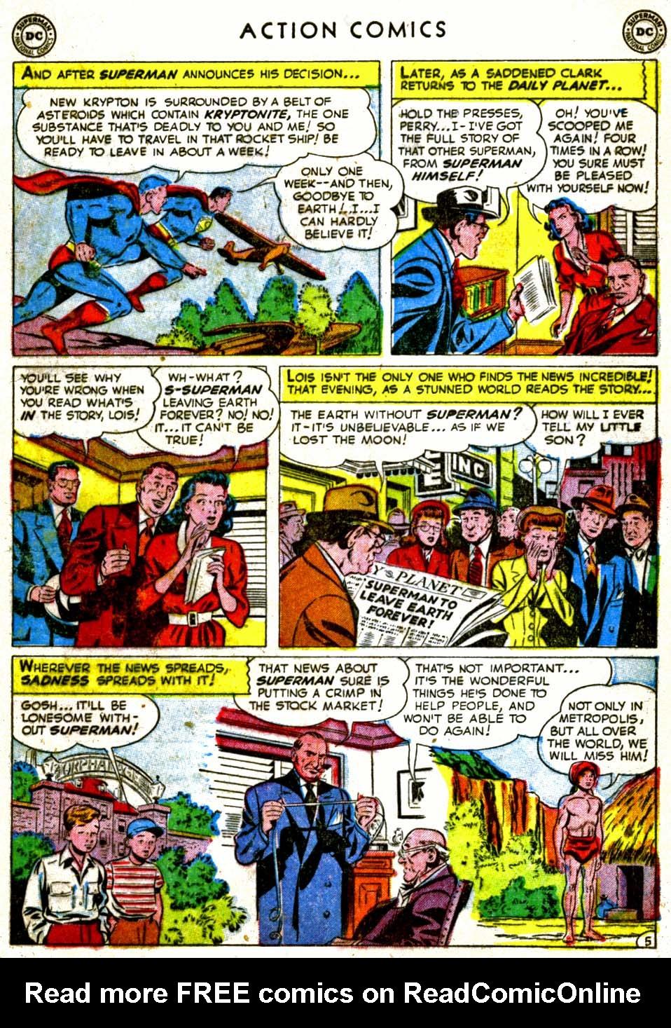 Action Comics (1938) 161 Page 6