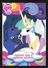 My Little Pony Princess Luna & Princess Celestia Series 3 Trading Card