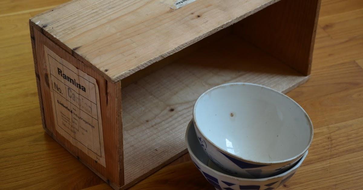 la petite verri re bols japonais et boite en bois. Black Bedroom Furniture Sets. Home Design Ideas