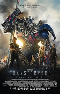 Transformers: A Era Da Extinção (2014) Dublado e Legendado HD 1080p