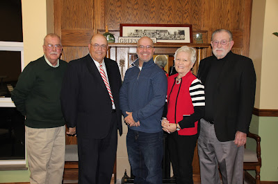 Board Members Honored During School Board Recognition Month