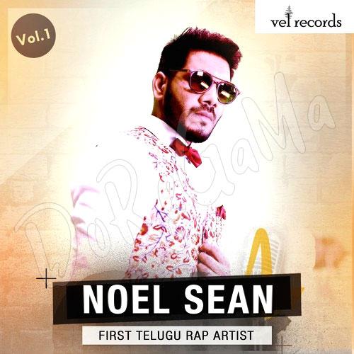 Noel-Sean-Rap Vol-1 -2016-CD-Front-Cover-Poster-wallpaper