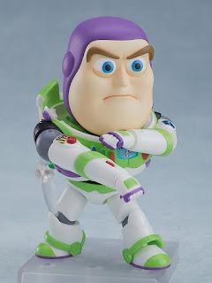 Nendoroid Buzz Lightyear: Standard Ver. y DX Ver. - Good Smile Company
