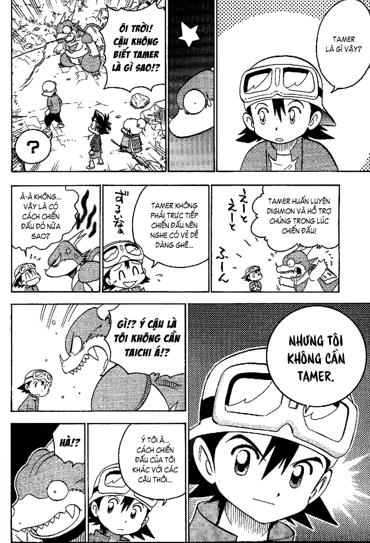 Digimon - Frontier Generation chap 1 - Trang 19