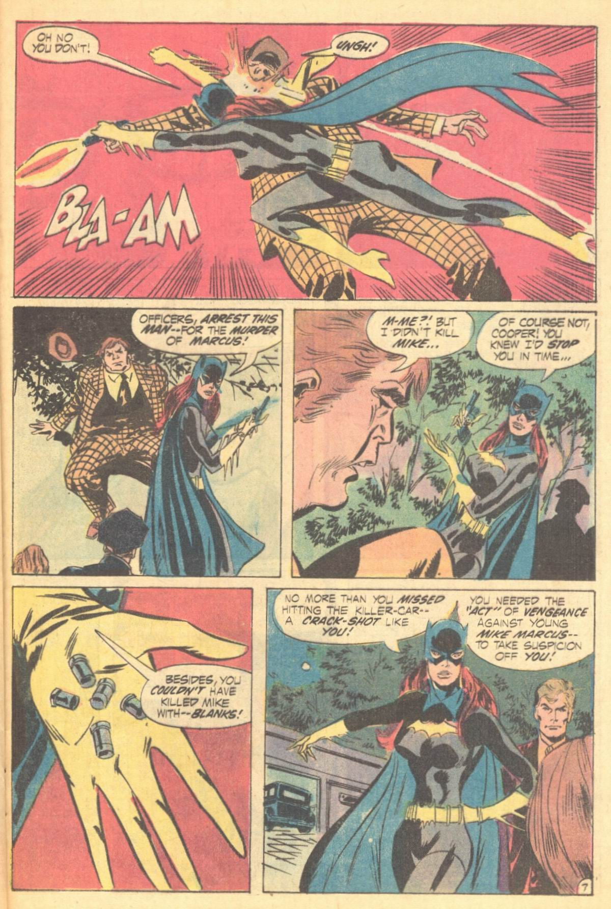 Detective Comics (1937) 419 Page 30