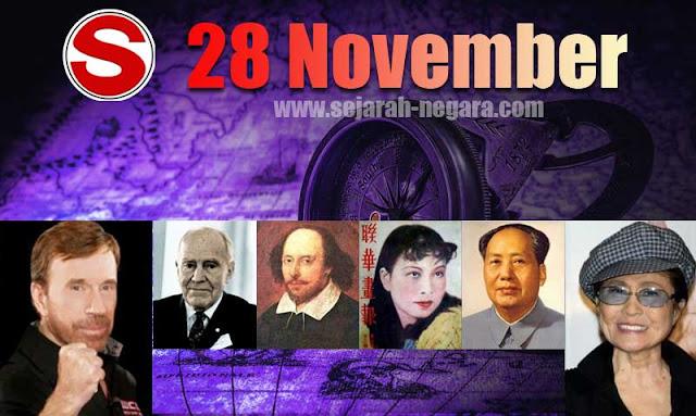 Gambar ilustrasi Sejarah 28 November
