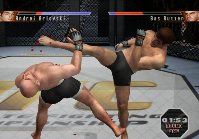 UFC Sudden Impact PC Games Gameplay