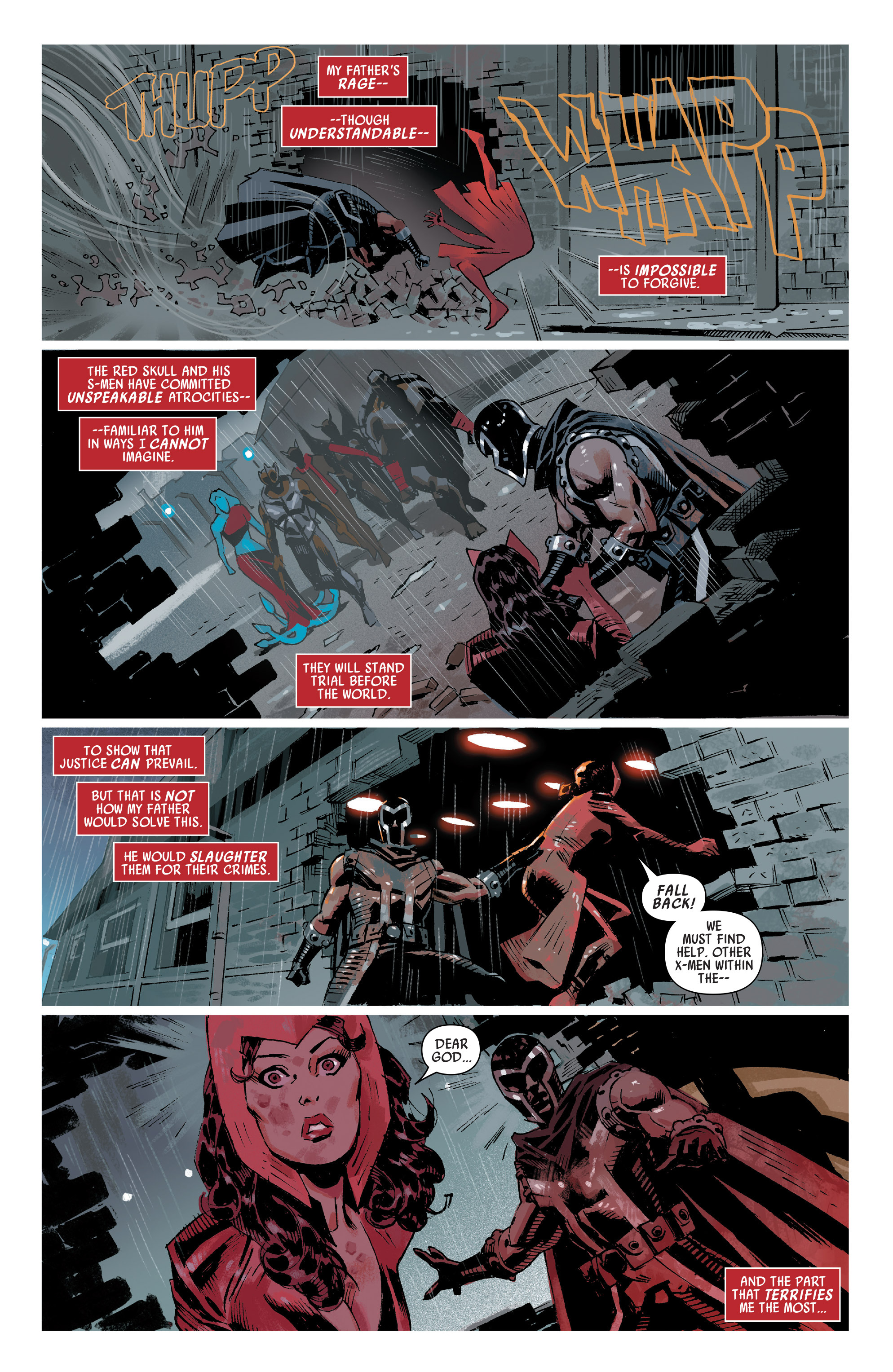 Read online Uncanny Avengers (2012) comic -  Issue #25 - 8
