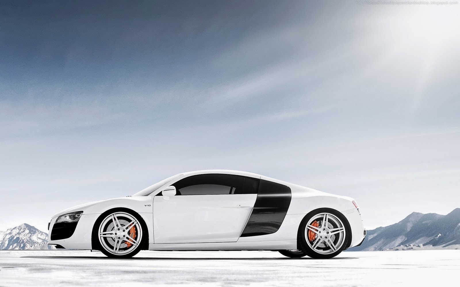 Beautiful White Cars Wallpapers Desktop New Auto Wallpapers