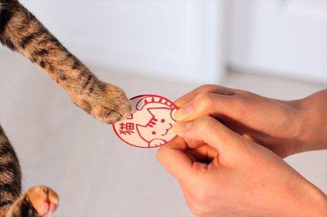 【貓奴必備】真正的日本限定 超萌的貓咪專用名片