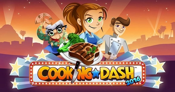 game memask offline-COOKING DASH