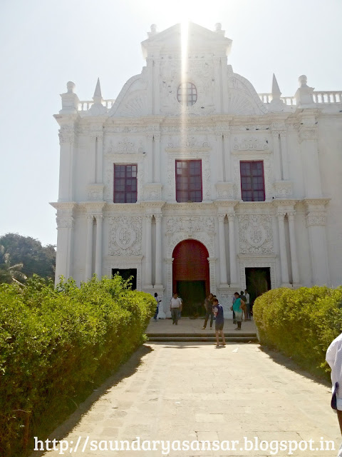 St. Paul Church, Diu