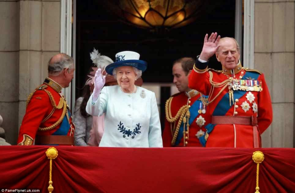 queen elizabeth's 88th birthday