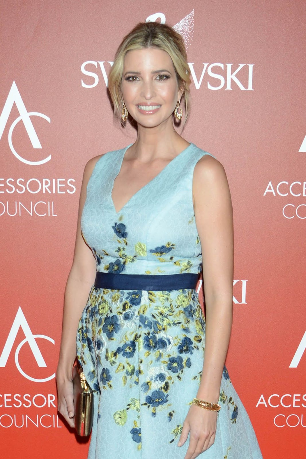Ivanka Trump at 18th Annual Accessories Council ACE Awards in New York