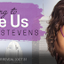 Cover Reveal -  Fighting to Save Us by Sarah Stevens