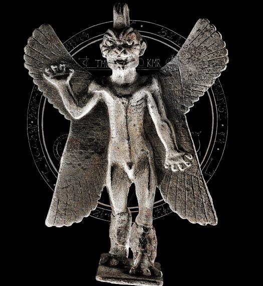 Pazuzu el rey de los demonios – Mitología de la antigua ...