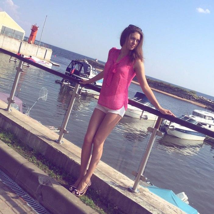 Woman in Ekaterinburg