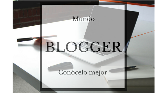 Cartel de Mundo Blogger