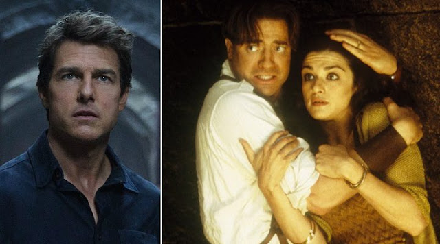 'The Mummy': Alex Kurtzman explains references to Brendan Fraser's trilogy,The Mummy,The Mummy 2017,The Mummy movie 2017,movies