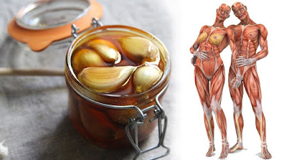 Eating Garlic And Honey On An Empty Stomach Has This Incredible Effects On Your Body!