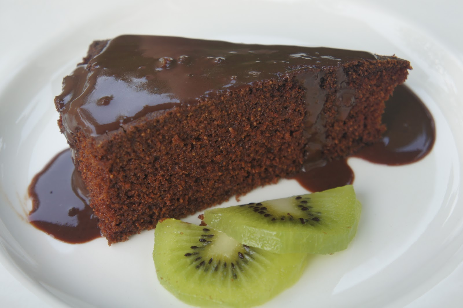Olive Oil Chocolate Cake Thermomix