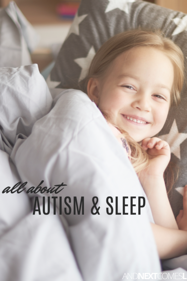 Autism and sleep: how do you get an autistic child to sleep?