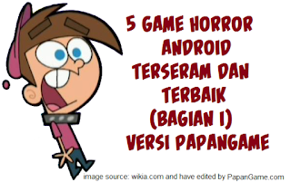 game horror android paling seram