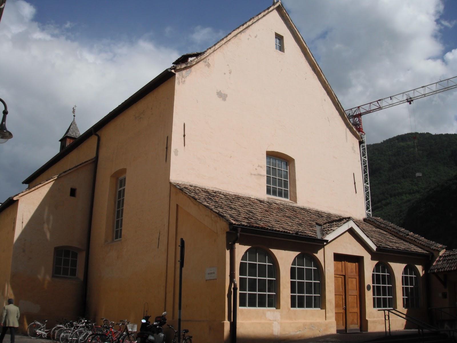 Lina Montan, una guida turistica con voi: Convento e ...