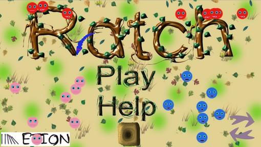 Ratch - Ελληνικής έμπνευσης Arcade παιχνίδι που απαιτεί στρατηγική σκέψη