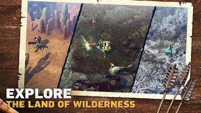 تحميل لعبة المغامرات والبقاء Durango: Wild Lands للاندرويد