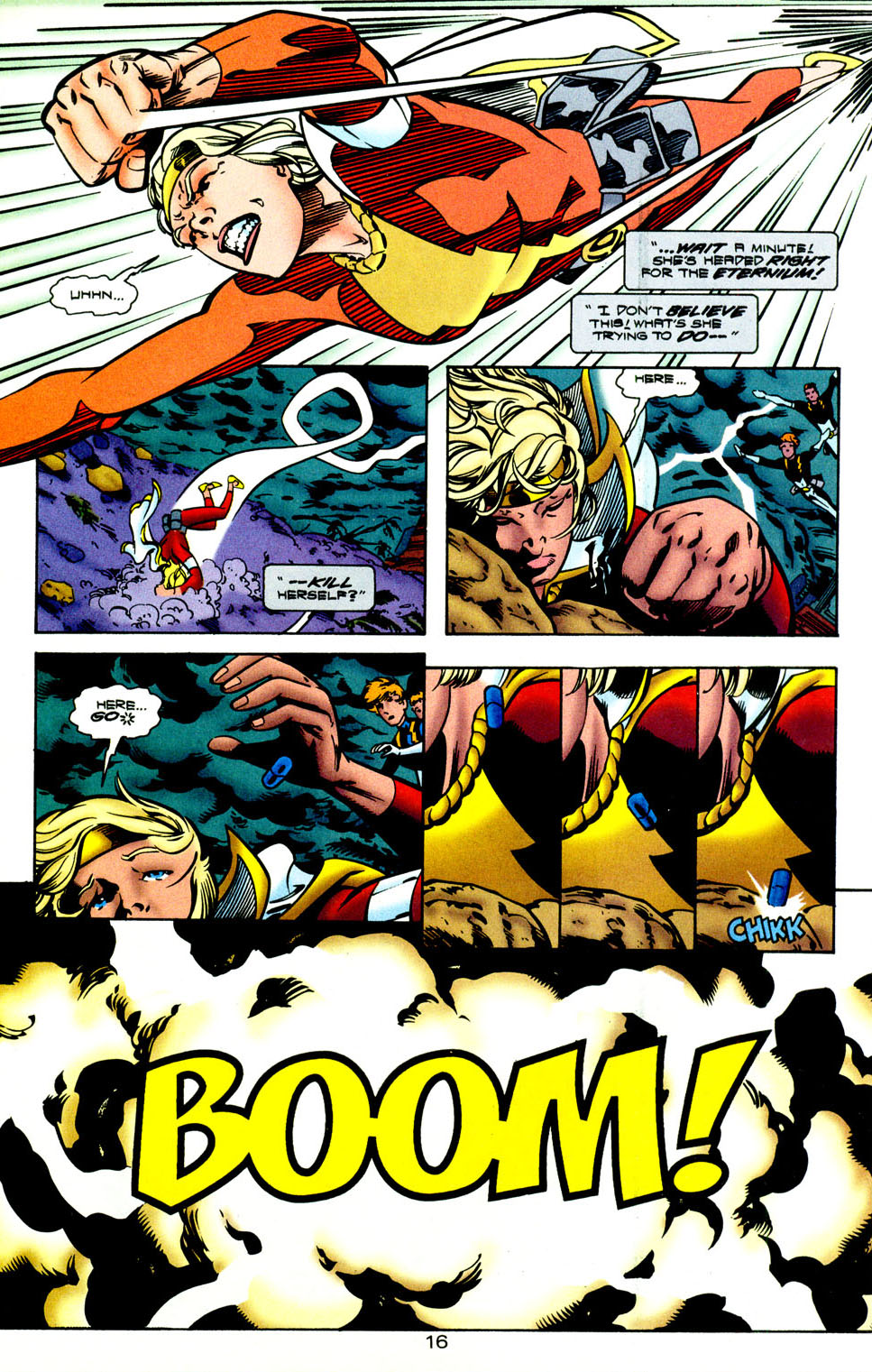 Legion of Super-Heroes (1989) 118 Page 17