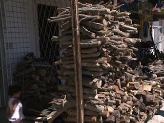 Sudema prevê multa de até R$ 50 mil para venda ilegal de lenha e alerta sobre fogueiras