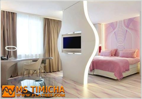 Meuble tv en placoplatre hd 2017 ms timicha for Placoplatre chambre a coucher