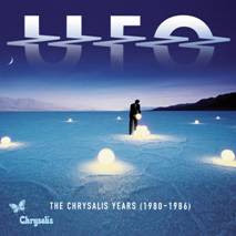 UFO The Chrysalis Years Volume 2: 1980-1986